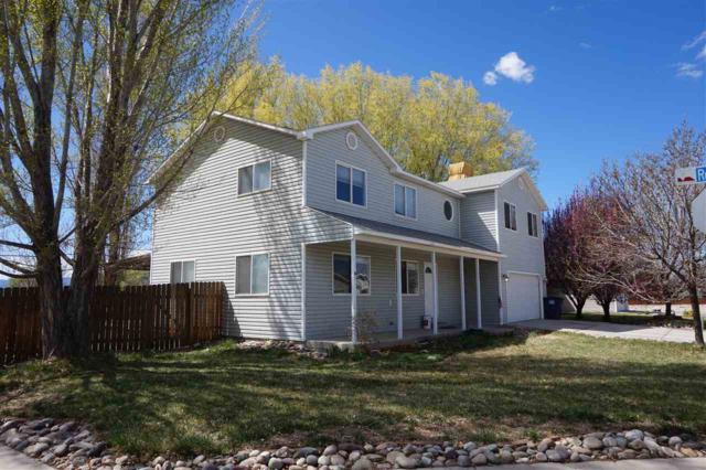 3031 Flamecrest Drive, Grand Junction, CO 81504 (MLS #20182002) :: The Christi Reece Group