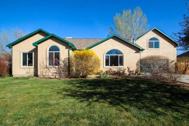 2217 Mescalero Avenue, Grand Junction, CO 81507 (MLS #20182048) :: The Christi Reece Group