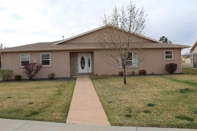 217 Frontier Street B, Grand Junction, CO 81503 (MLS #20182059) :: The Borman Group at eXp Realty