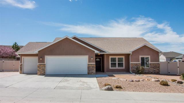 2957 Great Plains Drive, Grand Junction, CO 81503 (MLS #20182086) :: The Borman Group at eXp Realty
