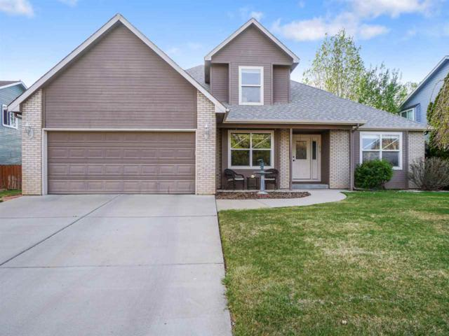613 Devin Drive, Grand Junction, CO 81504 (MLS #20182104) :: The Christi Reece Group
