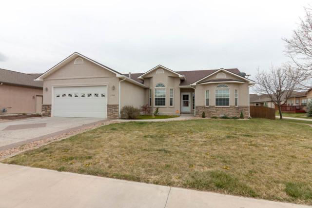 1264 Dakota Drive, Fruita, CO 81521 (MLS #20182110) :: The Grand Junction Group