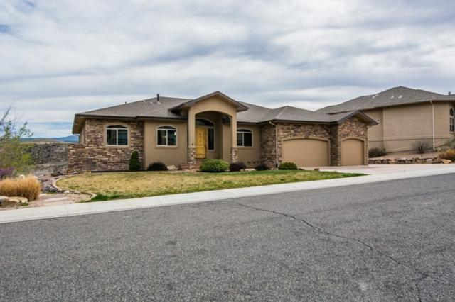 2655 Bangs Canyon Drive, Grand Junction, CO 81503 (MLS #20182122) :: The Borman Group at eXp Realty
