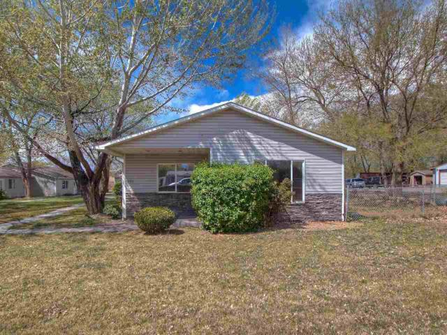 535 30 Road A, Grand Junction, CO 81504 (MLS #20182143) :: The Grand Junction Group