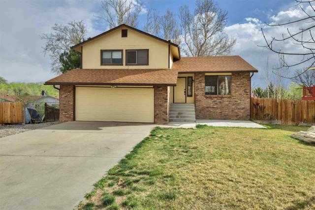 2280 Windwood Court, Grand Junction, CO 81507 (MLS #20182145) :: The Christi Reece Group