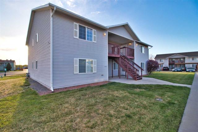 1143 E Carolina Avenue #3, Fruita, CO 81521 (MLS #20182162) :: CapRock Real Estate, LLC