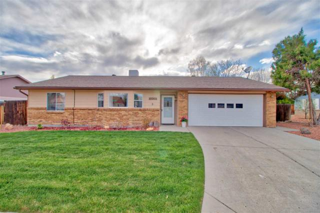 3036 1/2 Camelot Court, Grand Junction, CO 81504 (MLS #20182174) :: The Christi Reece Group