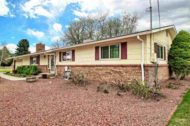 497 Vallejo Drive, Grand Junction, CO 81507 (MLS #20182188) :: The Christi Reece Group