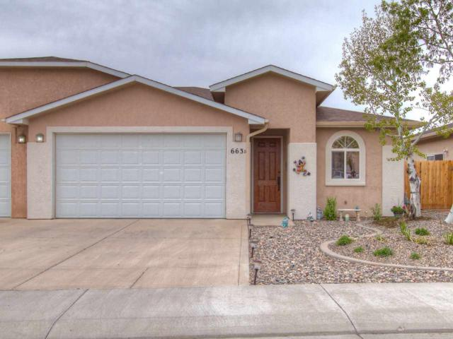 663 Gemstone Court B, Grand Junction, CO 81505 (MLS #20182203) :: The Christi Reece Group
