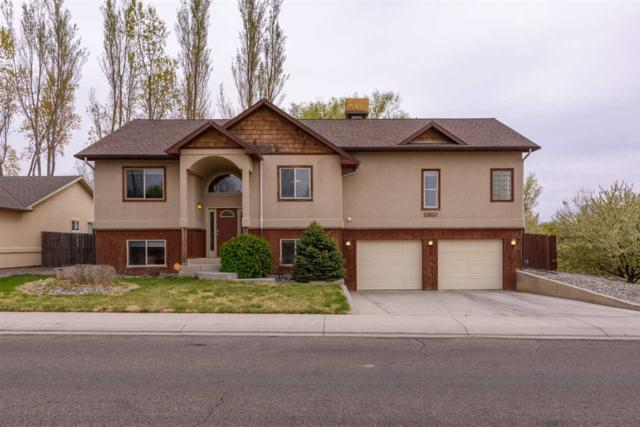 2653 Grand Vista Drive, Grand Junction, CO 81506 (MLS #20182208) :: The Christi Reece Group