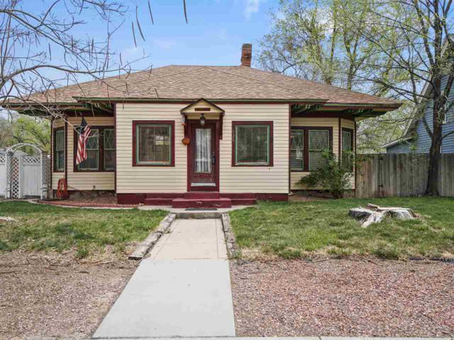 126 S Apple Street, Fruita, CO 81521 (MLS #20182242) :: The Grand Junction Group