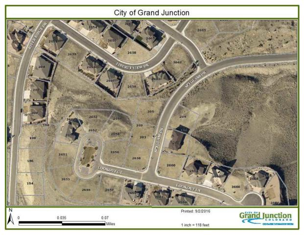 205 Spyglass Drive, Grand Junction, CO 81503 (MLS #20182262) :: The Grand Junction Group