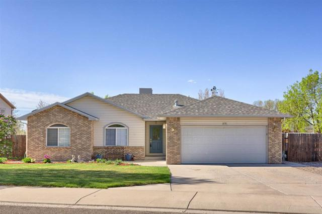 3191 Highview Road, Grand Junction, CO 81504 (MLS #20182264) :: The Grand Junction Group