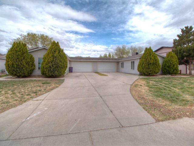 2914 Dawn Drive A & B, Grand Junction, CO 81504 (MLS #20182266) :: The Grand Junction Group