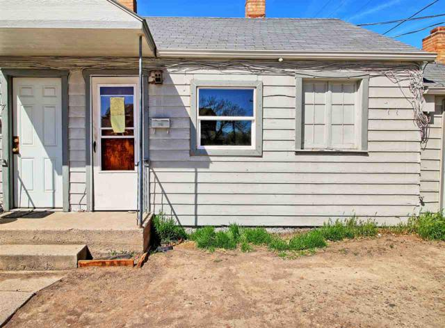 135 S 10th Avenue #8, Grand Junction, CO 81501 (MLS #20182268) :: The Grand Junction Group