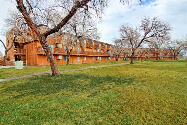 2915 Orchard Avenue A-25, Grand Junction, CO 81504 (MLS #20182269) :: The Grand Junction Group