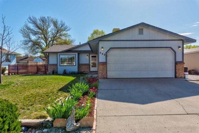 532 Kirby Drive, Grand Junction, CO 81504 (MLS #20182276) :: The Christi Reece Group