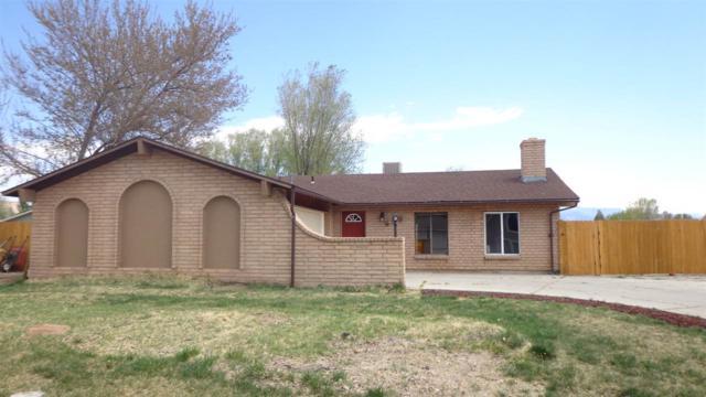 620 Seranade Street, Grand Junction, CO 81504 (MLS #20182292) :: The Christi Reece Group