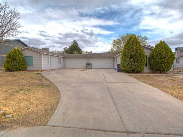 2912 Dawn Drive A & B, Grand Junction, CO 81504 (MLS #20182297) :: The Grand Junction Group