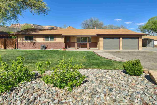 427 South Camp Road, Grand Junction, CO 81507 (MLS #20182309) :: The Christi Reece Group