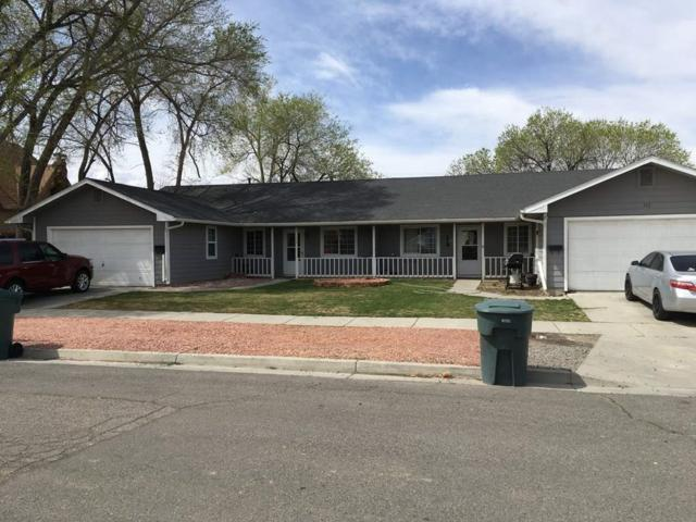 311 & 315 Columbia Street, Delta, CO 81416 (MLS #20182329) :: The Christi Reece Group