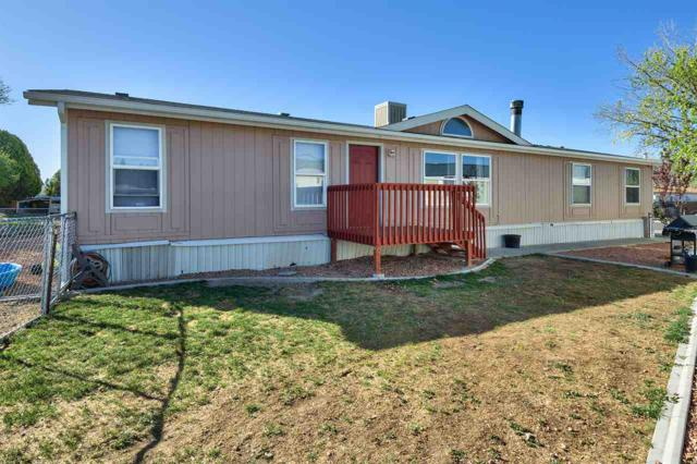 2862 Hall Avenue, Grand Junction, CO 81501 (MLS #20182331) :: CapRock Real Estate, LLC