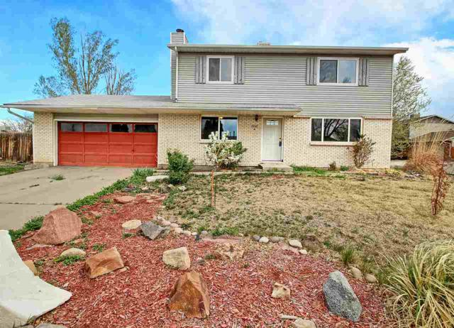 2838 Lexington Lane A, Grand Junction, CO 81503 (MLS #20182394) :: The Christi Reece Group
