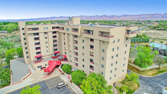 1111 Horizon Drive #810, Grand Junction, CO 81506 (MLS #20182499) :: The Grand Junction Group
