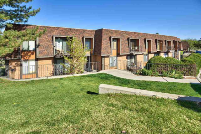3231 Lakeside Drive #108, Grand Junction, CO 81506 (MLS #20182531) :: CapRock Real Estate, LLC