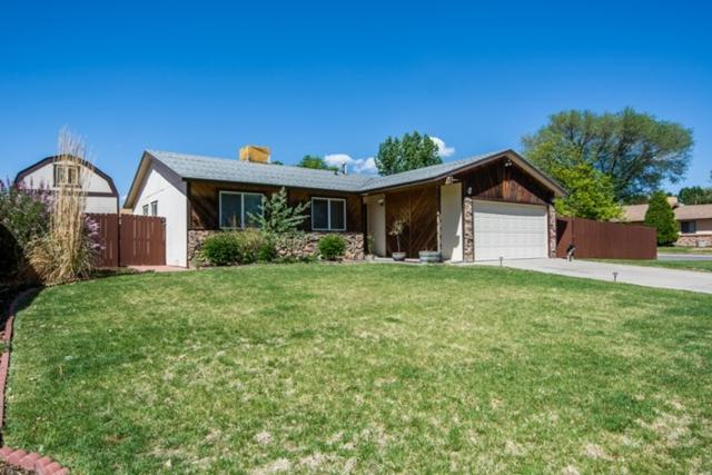 3016 Country Road, Grand Junction, CO 81504 (MLS #20182557) :: The Christi Reece Group