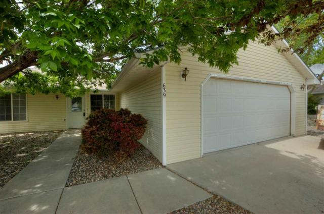 639 Monarch Court, Grand Junction, CO 81504 (MLS #20182629) :: The Christi Reece Group