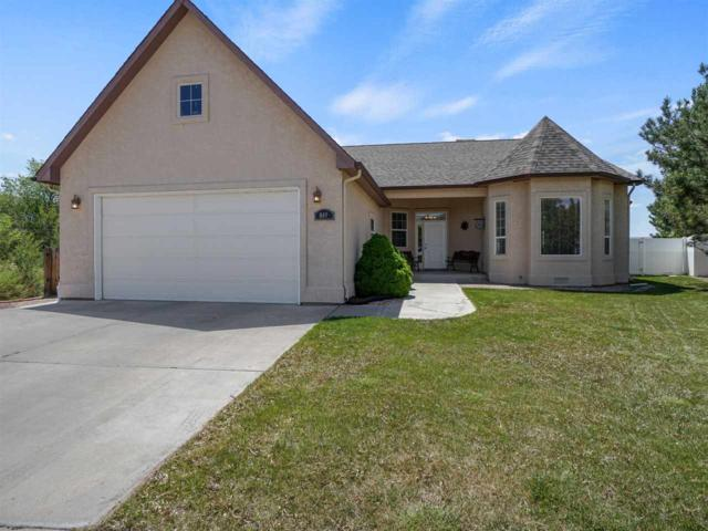 849 Grand Vista Way, Grand Junction, CO 81506 (MLS #20182632) :: The Christi Reece Group
