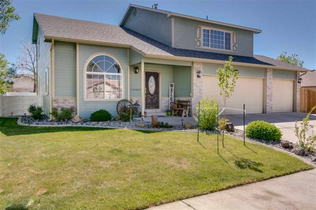 732 Monument View Drive, Grand Junction, CO 81505 (MLS #20182634) :: The Christi Reece Group
