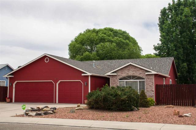 3155 Forrest Way, Grand Junction, CO 81504 (MLS #20182649) :: The Christi Reece Group