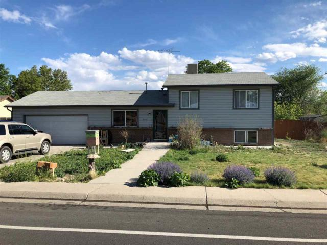 2901 F 1/2 Road, Grand Junction, CO 81504 (MLS #20182664) :: The Christi Reece Group