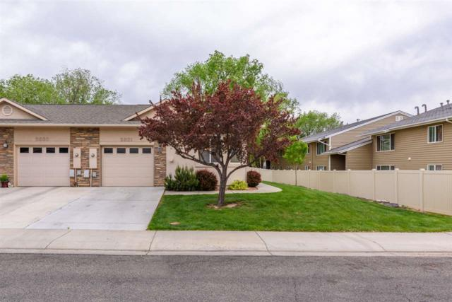 2831 Brittany Drive, Grand Junction, CO 81501 (MLS #20182667) :: The Christi Reece Group