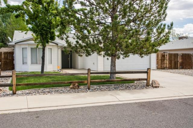416 Pintail Avenue, Grand Junction, CO 81504 (MLS #20182677) :: The Grand Junction Group