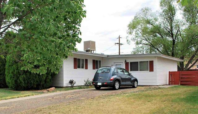 1838 N 26th Street, Grand Junction, CO 81501 (MLS #20182699) :: The Christi Reece Group