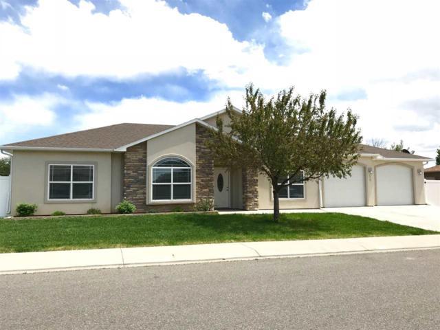 656 Huntington Road, Grand Junction, CO 81504 (MLS #20182726) :: The Christi Reece Group