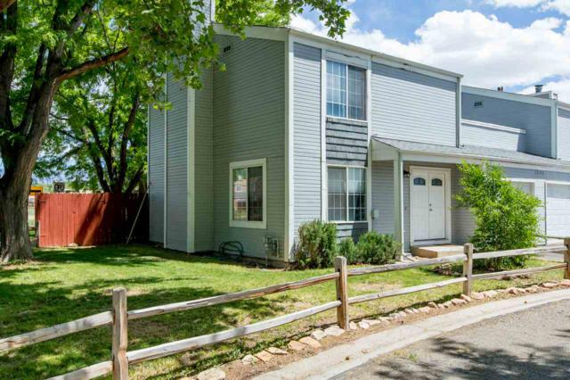 2833 Quincy Lane #1, Grand Junction, CO 81503 (MLS #20182727) :: CapRock Real Estate, LLC