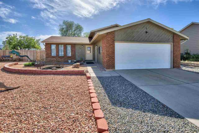 648 Aspenwood Lane, Grand Junction, CO 81504 (MLS #20182729) :: The Christi Reece Group