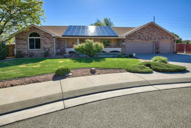 2198 1/2 E Canyon Court, Grand Junction, CO 81507 (MLS #20182744) :: The Christi Reece Group