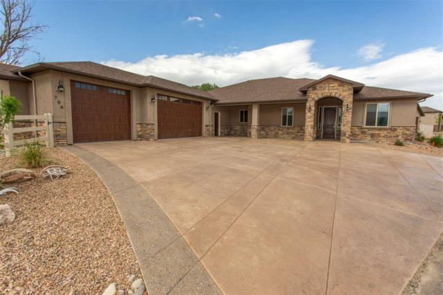 794 24 1/4 Road, Grand Junction, CO 81505 (MLS #20182746) :: The Grand Junction Group