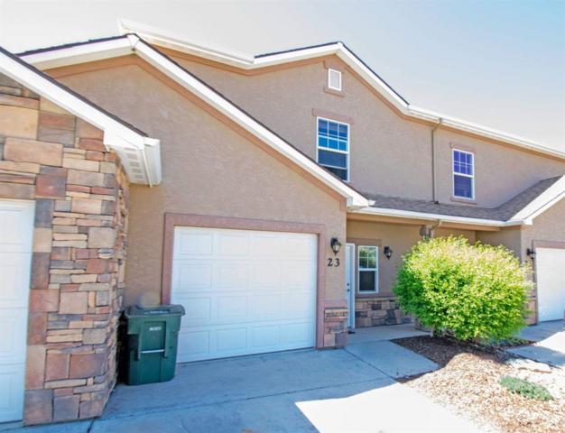 2473 Thunder Mountain Drive #23, Grand Junction, CO 81505 (MLS #20182773) :: The Christi Reece Group