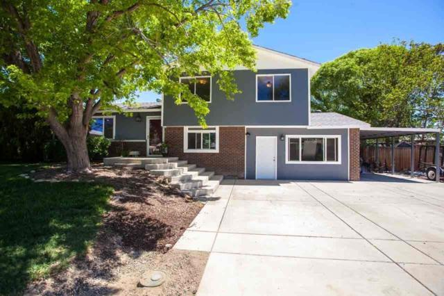 482 Meadow Road, Grand Junction, CO 81504 (MLS #20182781) :: The Christi Reece Group