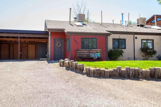 378 1/2 Hidden Valley Circle, Grand Junction, CO 81507 (MLS #20182789) :: The Christi Reece Group