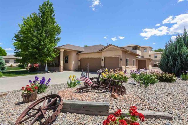 2053 Spur Cross Road, Grand Junction, CO 81507 (MLS #20182803) :: The Grand Junction Group