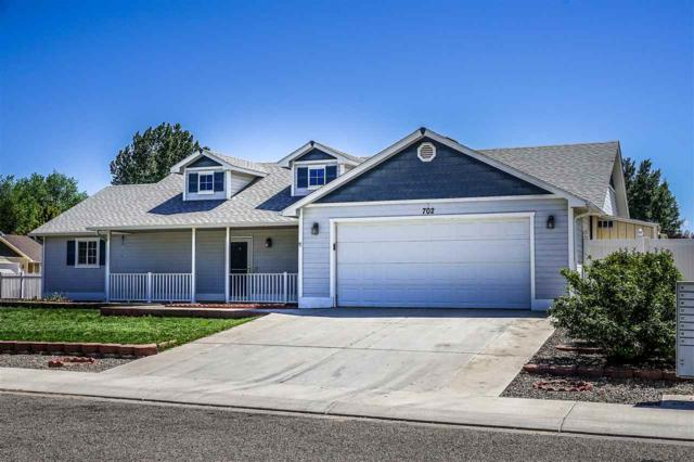 702 Dover Street, Fruita, CO 81521 (MLS #20182817) :: The Grand Junction Group