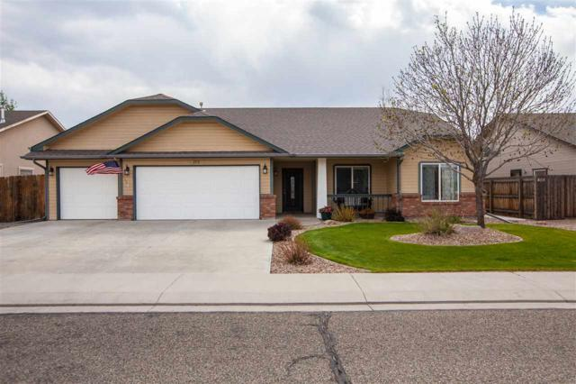 772 Crystal Way, Fruita, CO 81521 (MLS #20182824) :: The Grand Junction Group