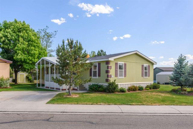 435 32 Road #480, Grand Junction, CO 81504 (MLS #20182828) :: The Christi Reece Group